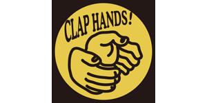 クラップハンズ ロゴ画像